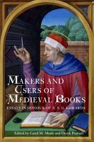 Makers and Users of Medieval Books PDF