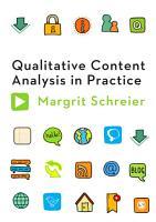 Qualitative Content Analysis in Practice PDF
