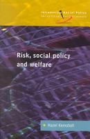 Risk  Social Policy And Welfare PDF