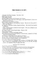 A Dictionary  English and Telugu PDF