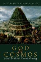 God and Cosmos PDF