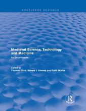 Routledge Revivals  Medieval Science  Technology and Medicine  2006  PDF
