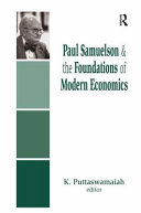 Paul Samuelson and the Foundations of Modern Economics PDF