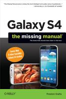 Galaxy S4  The Missing Manual PDF