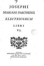 Electricorum, libri VI