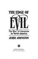 The Edge of Evil PDF