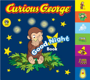 Curious George Good Night Book Book
