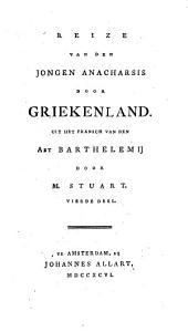 Reize van den jongen Anacharsis door Griekenland: Volume 4