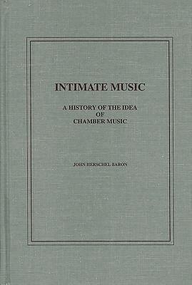 Intimate Music PDF