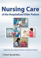 Nursing Care of the Hospitalized Older Patient PDF