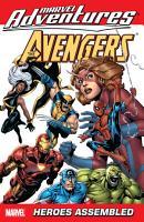 Marvel Adventures The Avengers Vol  1 PDF