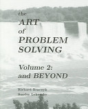 The Art Of Problem Solving Book PDF