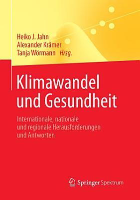 Klimawandel und Gesundheit PDF