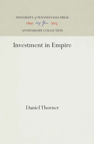 Investment in Empire