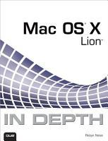 Mac OS X Lion In Depth PDF