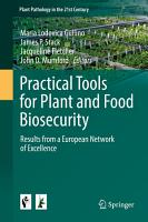 Practical Tools for Plant and Food Biosecurity PDF
