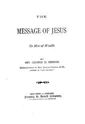 The Message of Jesus to Men of Wealth