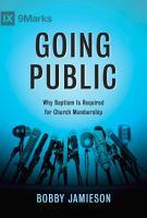 Going Public PDF