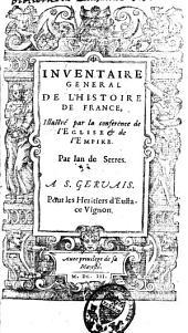 Inventaire général de l'histoire de France: Volume1