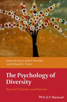The Psychology of Diversity PDF