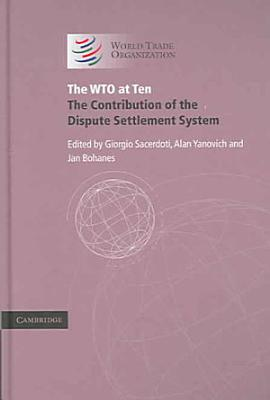 The WTO at Ten PDF