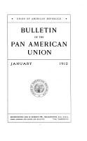 Bulletin of the Pan American Union PDF