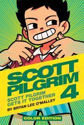 Scott Pilgrim, Vol. 4: Scott Pilgrim Gets It Together Color Edition