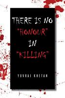 There is No  Honour  in  Killing  PDF