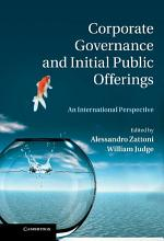 Corporate Governance and Initial Public Offerings PDF