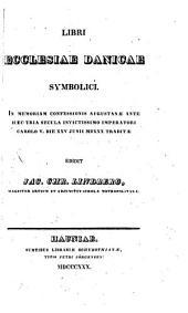 Libri Ecclesiae Danicae Symbolici