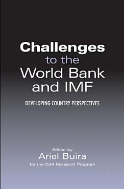 Challenges to the World Bank and IMF PDF