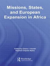 Missions  States  and European Expansion in Africa PDF