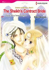 The Sheikh's Contract Bride: Harlequin Comics