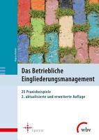 Das Betriebliche Eingliederungsmanagement PDF