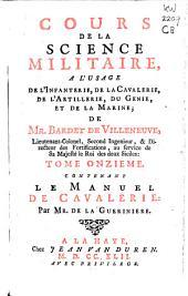 Manuel de cavalerie