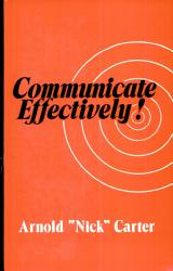 Communicate Effectively  Book PDF