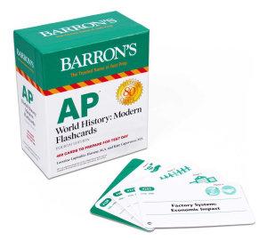 AP World History  Modern Flashcards