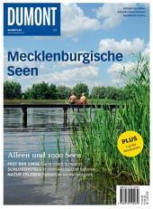 DuMont BILDATLAS Mecklenburgische Seen: Alleen und 1000 Seen, Ausgabe 2