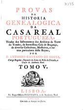 Provas da historia genealogica da casa real portugueza ...
