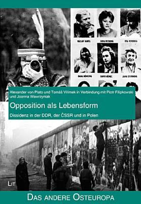 Opposition als Lebensform PDF
