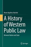 A History of Western Public Law PDF