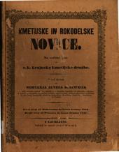 Kmetijske in rokodělske novize: Količine 1–2