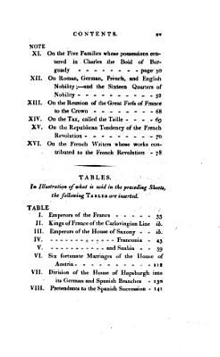 A Succinct History of the Geographical and Political Revolutions of the Empire of Germany  Or the Principal States which Composed the Empire of Charlemagne from His Coronation in 814 to Its Dissolution in 1806  With Some Account of the Genealogies of the Imperial House of Hapsburgh  and of the Six Secular Electors of Germany PDF