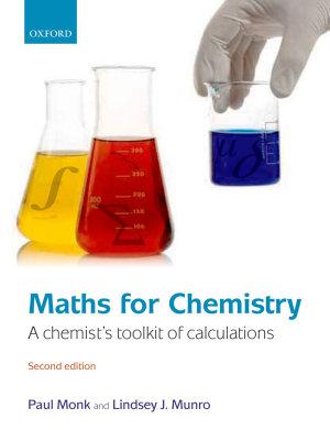 Maths for Chemistry PDF
