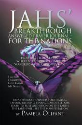 Jah's Breakthrough Prayer Journal for the Nations