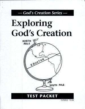 Exploring Gods Creation Tests