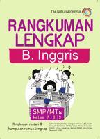 Rangkuman Lengkap Bahasa inggris  SMP   MTs kelas 7 8 9 PDF