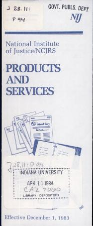Products and Services PDF