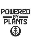 Powered by Plants: Notizbuch Journal Tagebuch 110 Linierte Seiten - Pflanzen