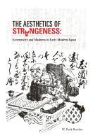 The Aesthetics of Strangeness PDF